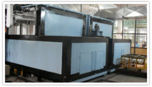 BATCH TYPE POWDER COATING PLANTS