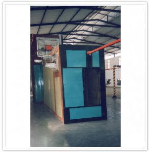 Conveyorised Powder Coating Oven